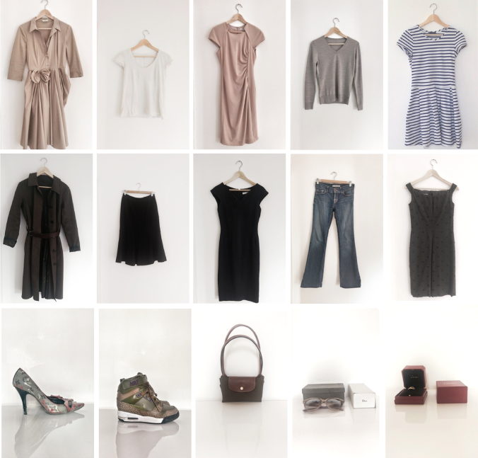 paris capsule wardrobe