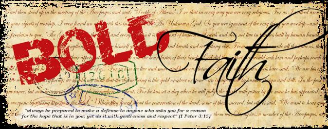 Bold Faith - Anglicanmom.com